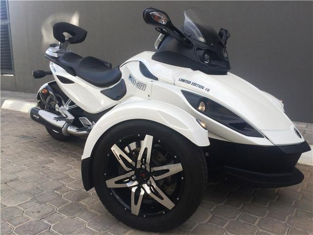 CAN AM SPYDER LIMITED EDT