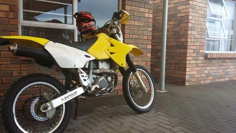 2007 DRZ 400 offroad