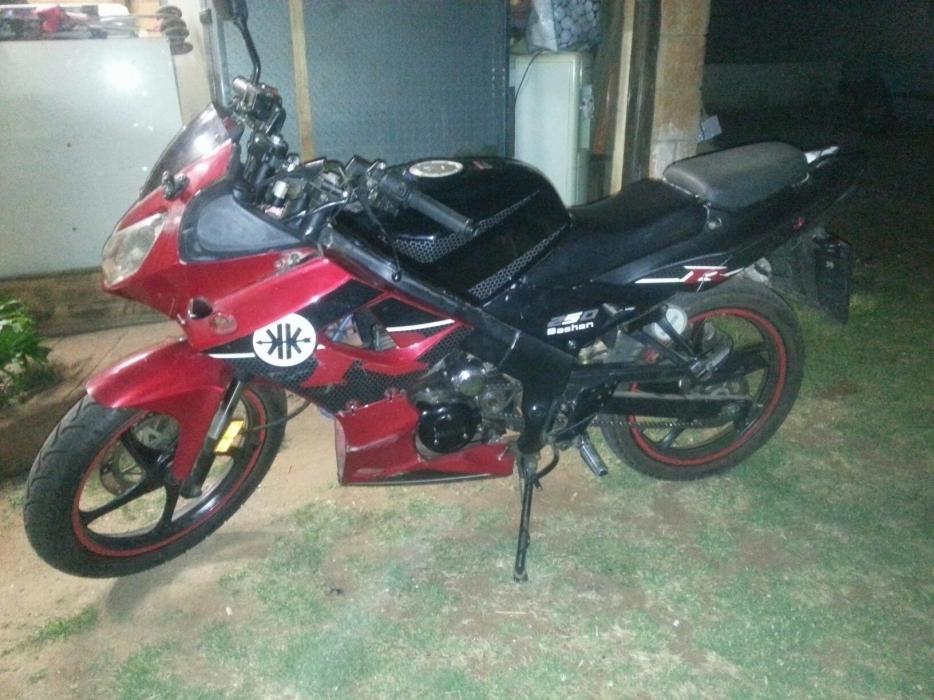 Bashan 250R