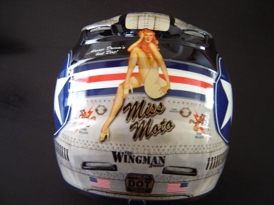 O'NEAL WINGMAN 5 Series MX Helmet