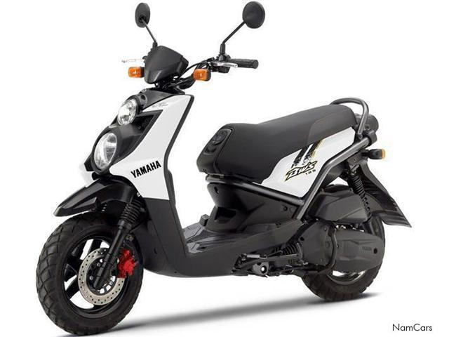 Yamaha 2016 YW 125