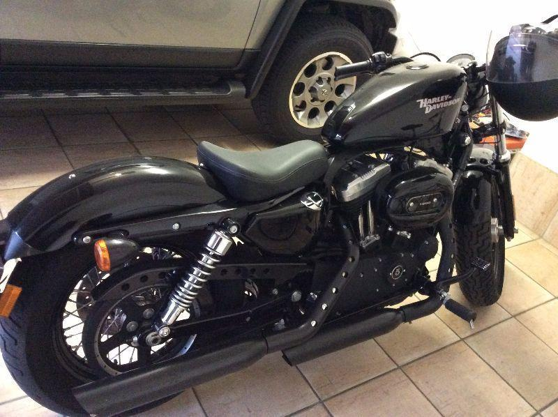2011 Harley-Davidson Sportster 48