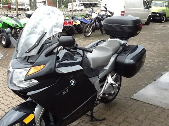 2009 BMW K1200GT