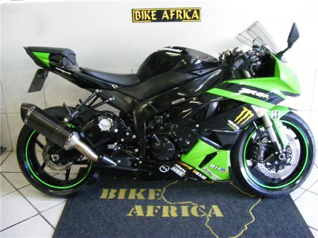 Kawasaki Ninja Zx6R For Sale - Brick7 Motorcycle