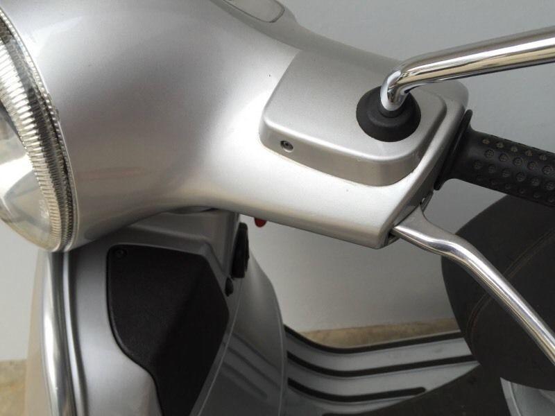 Vespa 250 GTS