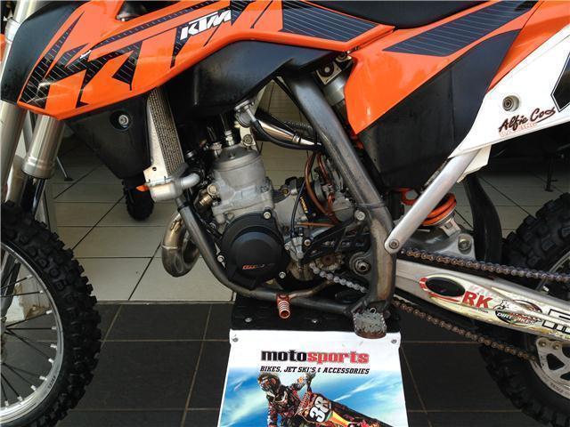 2014 KTM 85SX