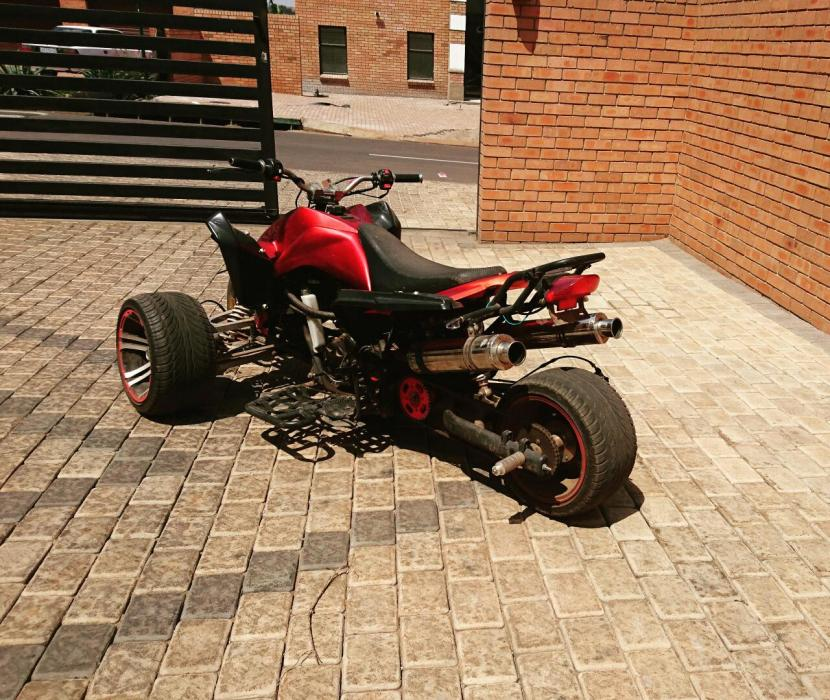 Atv trike 250cc