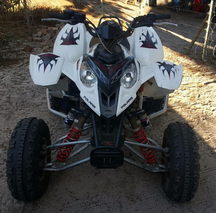 Polaris predator 500cc Troy Lee Edition