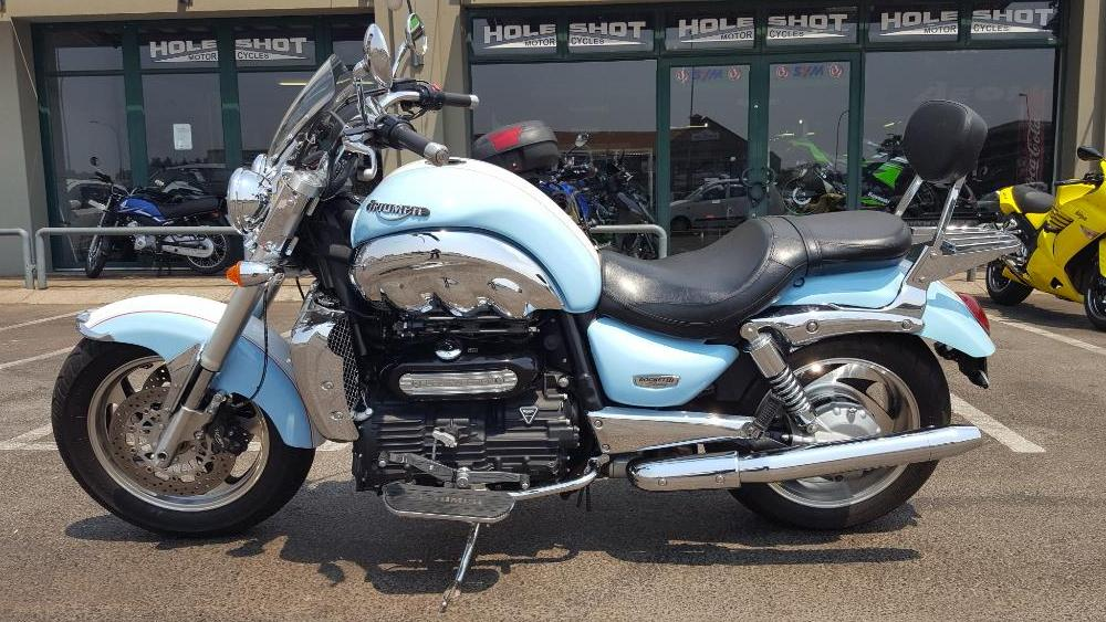Triumph Rocket III Classic - 2009 Model