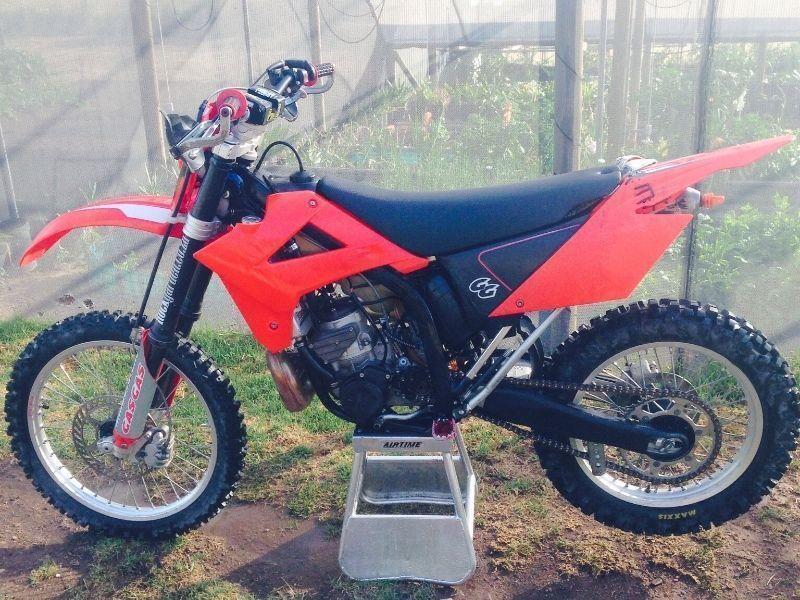 2008 Gas gas ec 300