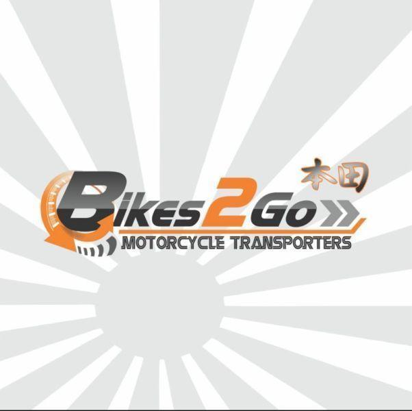 Motorcycle transport Pe-Joburg -Pe