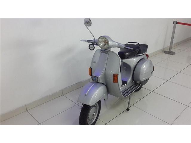 Vespa Piaggio P150X