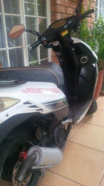 Jonway Galactica 125cc