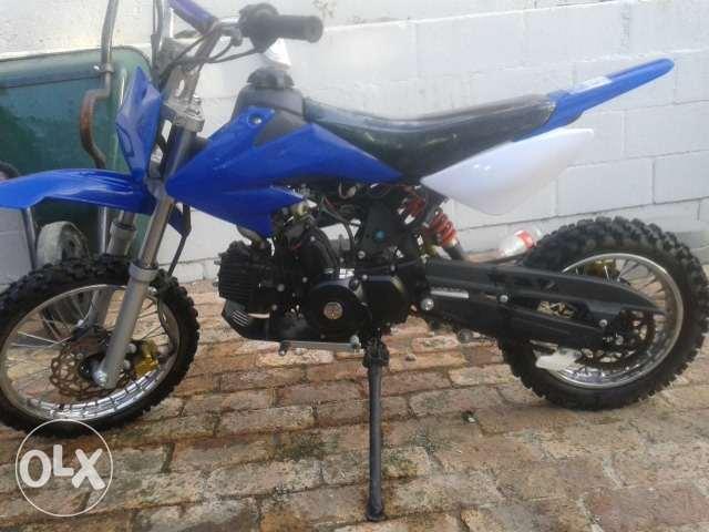 Motorcycle bike 125cc