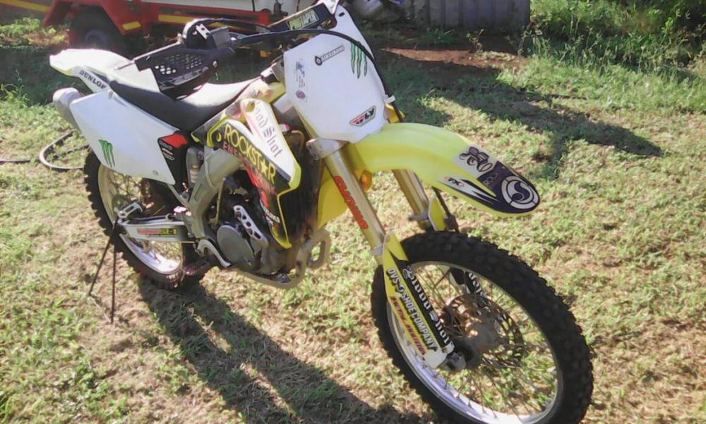 Suzuki rmz 450 urgend sale