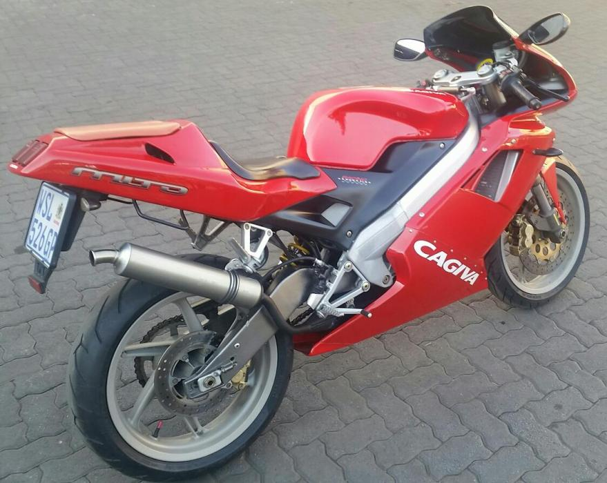 125cc Cagiva Mito 2 stroke bike collectors dream very rare