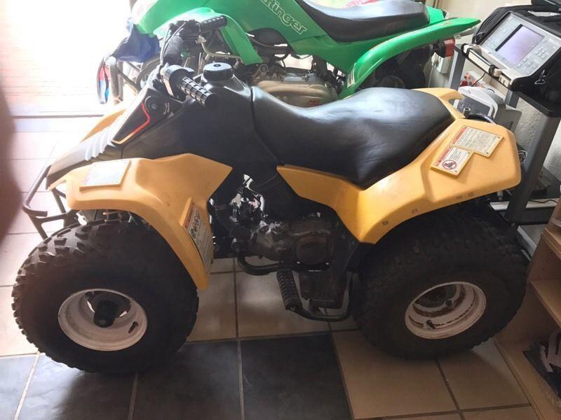 Suzuki 90cc Quad bike