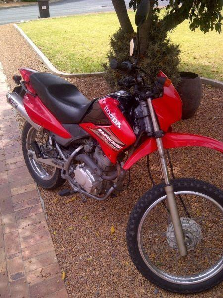 Honda NXR Bros 125cc