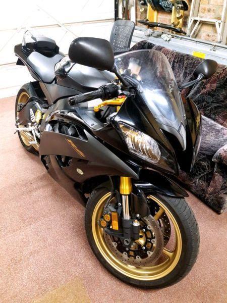 2009 Yamaha R6 sale!!