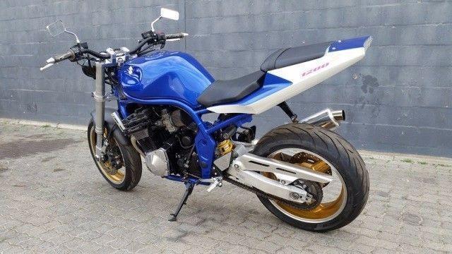 Suzuki Gsxr 1000 K5 - Brick7 Motorcycle