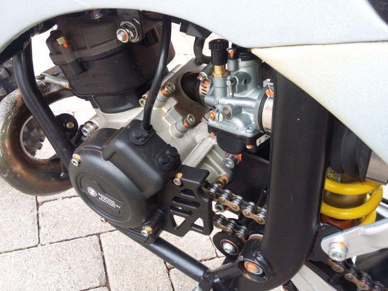 KTM/LEM pro junior 50cc 2 stroke