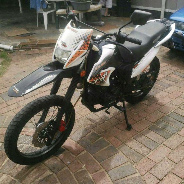 125cc BigBoy Scrambler for sale