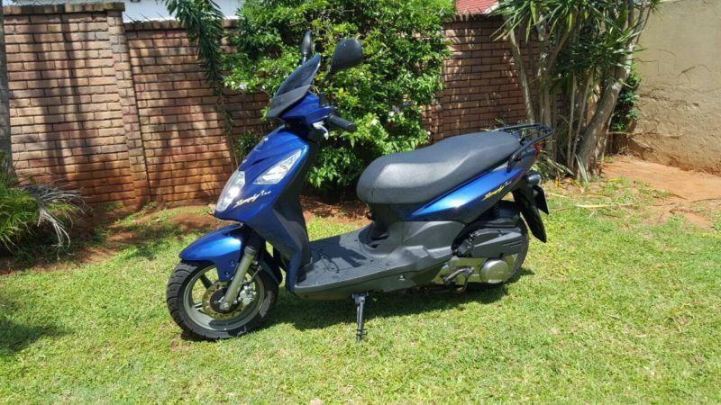 Scooter as new