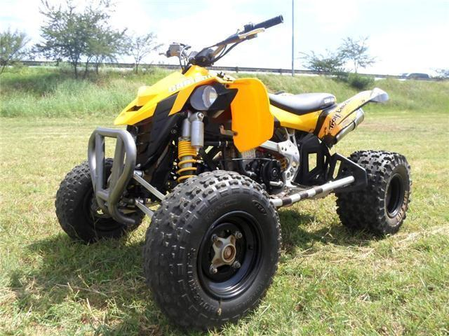 2009 Can-Am Bombadier 450cc Quad