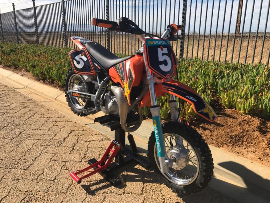 Ktm 50sx Mini Adventure