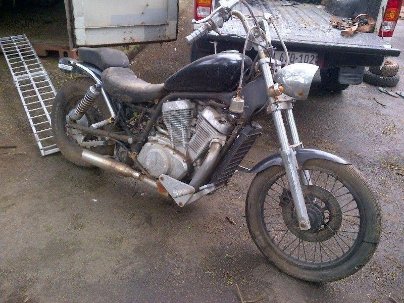 SEE BIKES FOR SALE:CRUISER R10 000/SCOOTER FROM R1000 TO R5000 @CLIVES BIKES