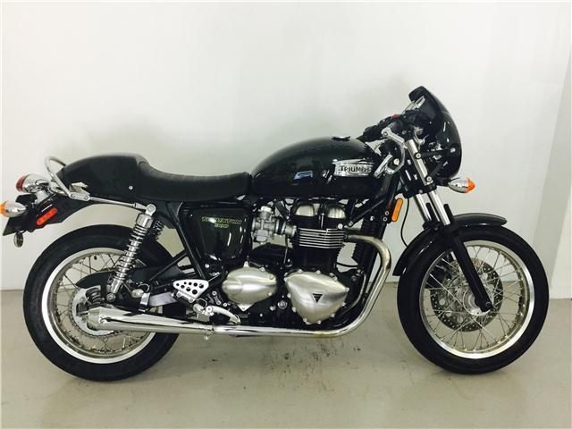 Triumph Thruxton - METALHEADS MOTORCYCLES