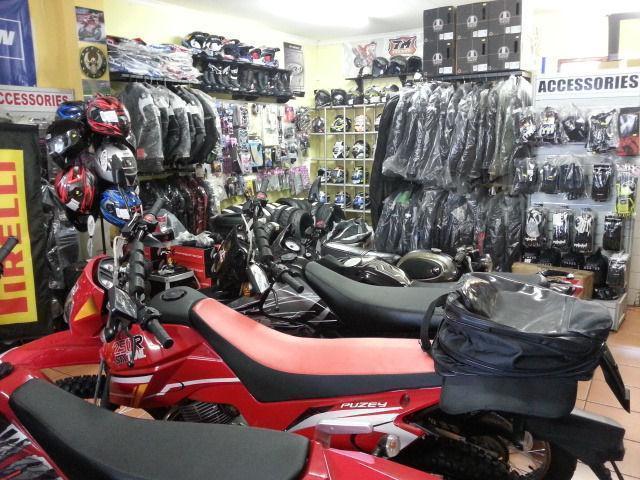 TAZMAN MOTORCYCLES BIKE STORE