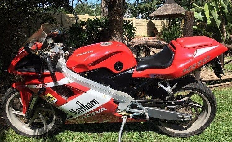 Cagiva Mito 125cc 2005 Two Stroke.Grand Prix