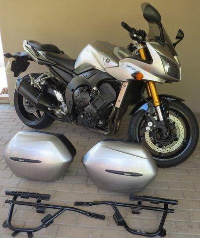 Yamaha FZ1 - 1000