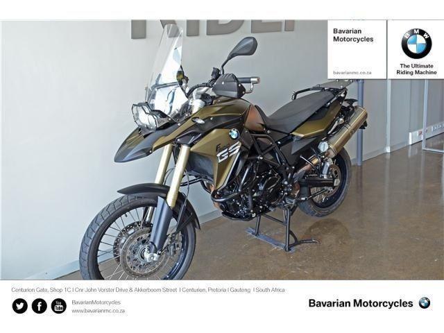 BMW F 800GS , 34282KM