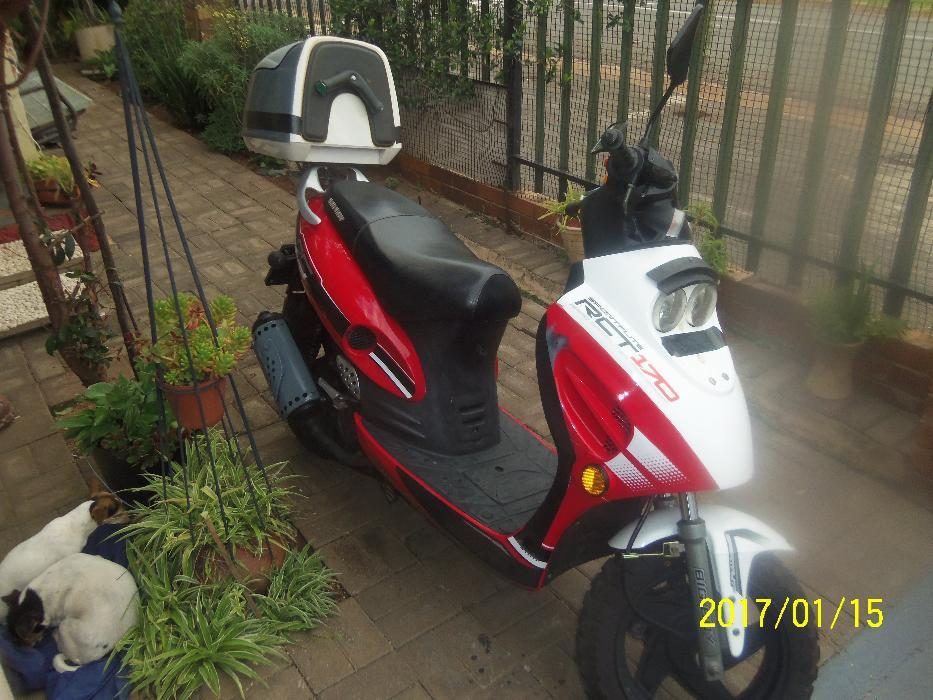 Scooter Kymco 125 cc