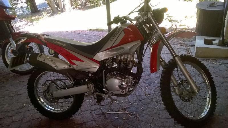Loncin 125cc Scrambler