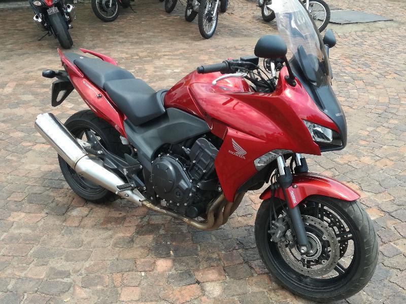 2013 Honda CBF 1000