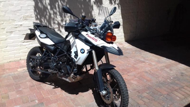 BMW 800GS
