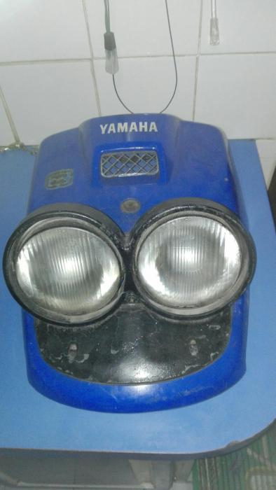 Scooter headlights