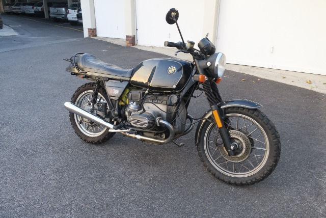 BMW R100 1981