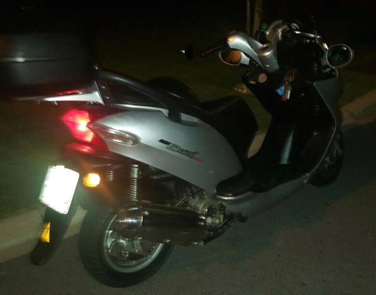 Kymco Grand Dink 250cc
