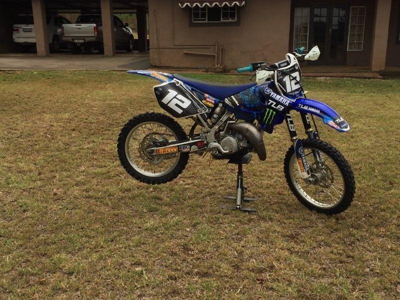 Yamaha Yz 125 - Brick7 Motorcycle
