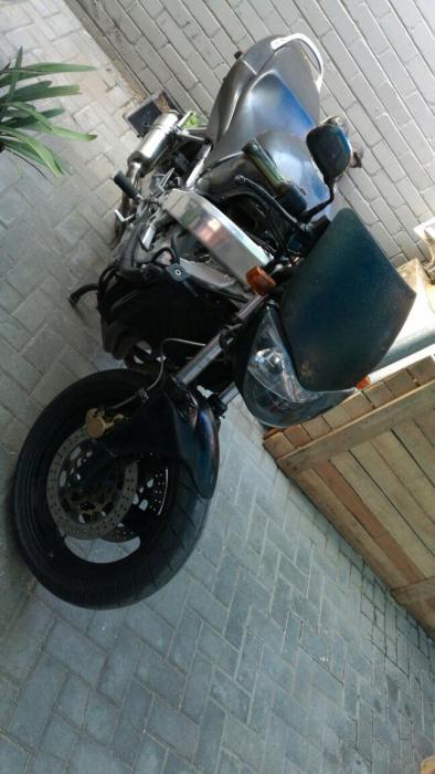Honda cbr600 f4 up for grabs