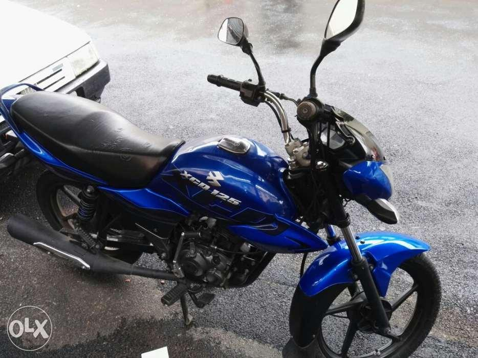 Bajaj 125 cc for swap for car in good condition