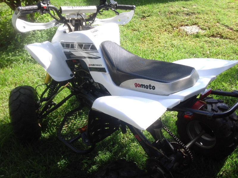 2012 Go Moto 150 Quad