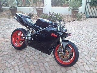 2001 Ducati