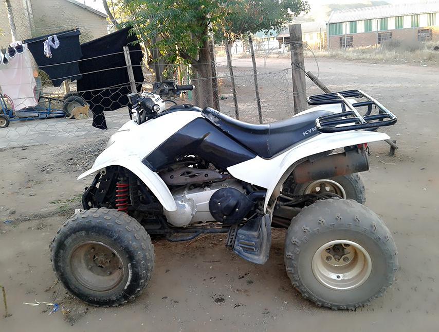Kymco 250