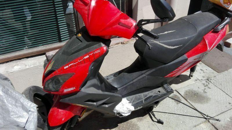 Fairing Kit - Brick7 Motorcycle