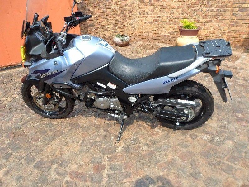2006 Suzuki DL650. VStrom